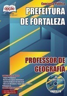 PROFESSOR DE GEOGRAFIA