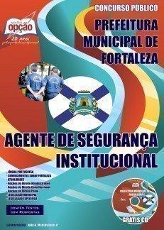 AGENTE DE SEGURANÇA INSTITUCIONAL