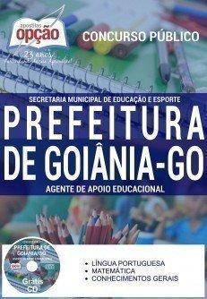 AGENTE DE APOIO EDUCACIONAL