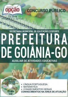 AUXILIAR DE ATIVIDADES EDUCATIVAS