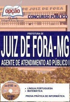 AGENTE DE ATENDIMENTO AO PÚBLICO I