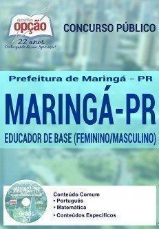 EDUCADOR DE BASE (FEMININO/MASCULINO)