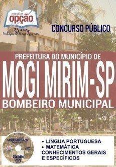 BOMBEIRO MUNICIPAL