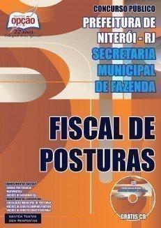 APOSTILA CONCURSO FISCAL DE POSTURAS - NITERÓI - RJ - 2015
