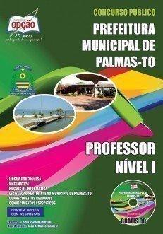 PROFESSOR NÍVEL I