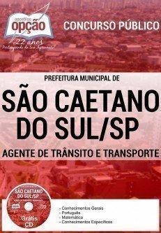 AGENTE DE TRÂNSITO E TRANSPORTE