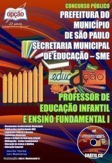 PROFESSOR DE EDUCAÇÃO INFANTIL E ENSINO FUNDAMENTAL I