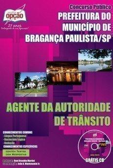AGENTE DA AUTORIDADE DE TRÂNSITO