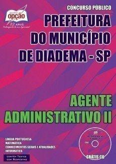 AGENTE ADMINISTRATIVO II