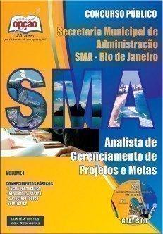 Apostila Analista De Gerenciamento De Projetos E Metas - Volume I - Concurso Pre...