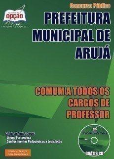 COMUM A TODOS OS CARGOS DE PROFESSOR