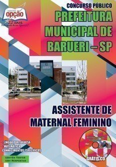 ASSISTENTE DE MATERNAL FEMININO
