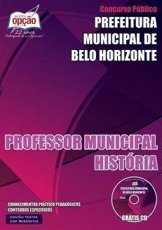 PROFESSOR MUNICIPAL HISTÓRIA
