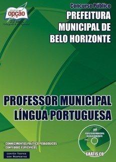 PROFESSOR MUNICIPAL LÍNGUA PORTUGUESA