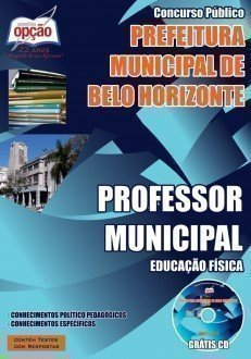 PROFESSOR MUNICIPAL – EDUCAÇÃO FÍSICA