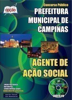 AGENTE DE AÇÃO SOCIAL
