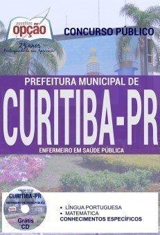 Apostila Prefeitura de Curitiba ENFERMEIRO EM SAÚDE PÚBLICA