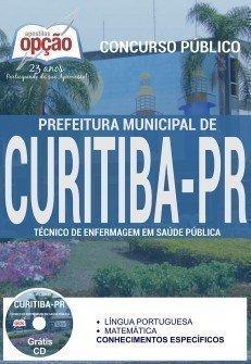 Apostila Prefeitura de Curitiba Técnico de Enfermagem.