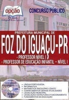 PROFESSOR NÍVEL I E PROFESSOR DE EDUCAÇÃO INFANTIL - NÍVEL I