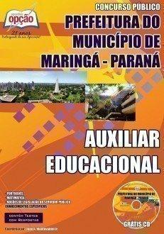 AUXILIAR EDUCACIONAL