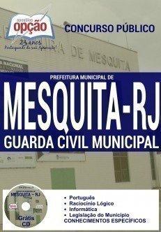Apostila Prefeitura de Mesquita Guarda Municipal 2016