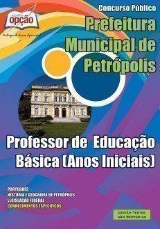 PROFESSOR DE EDUCAÇÃO BÁSICA (ANOS INICIAIS)