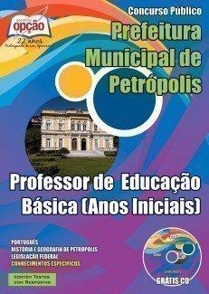 apostila PROFESSOR DE EDUCAÇÃO BÁSICA (ANOS INICIAIS)