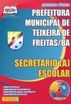 SECRETÁRIO (A) ESCOLAR