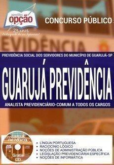 ANALISTA PREVIDENCIÁRIO (COMUM A TODOS OS CARGOS)