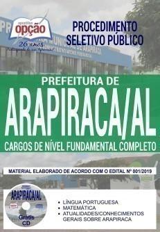 DIVERSOS CARGOS DE NÍVEL FUNDAMENTAL COMPLETO