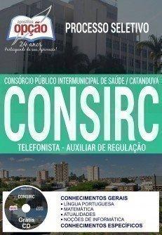 TELEFONISTA - AUXILIAR DE REGULAÇÃO