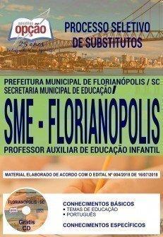 PROFESSOR AUXILIAR DE EDUCAÇÃO INFANTIL