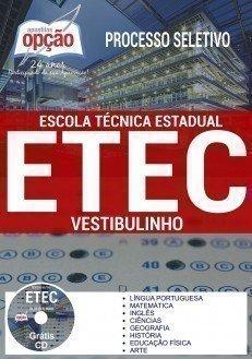 Apostila Processo Seletivo ETEC 2017 - VESTIBULINHO