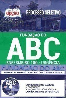 ENFERMEIRO 180 - URGÊNCIA
