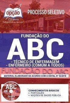 TÉCNICO DE ENFERMAGEM E ENFERMEIRO (COMUM A TODOS)