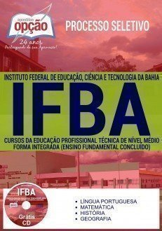 CURSOS DA EDU. PROF. - FORMA INTEGRADA