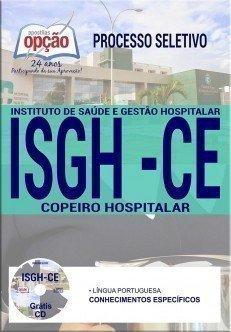 COPEIRO HOSPITALAR