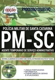 AGENTE TEMPORÁRIO DE SERVIÇO ADMINISTRATIVO