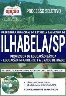 PROFESSOR DE EDUCAÇÃO BÁSICA - EDUCAÇÃO INFANTIL (DE 1 A 5 ANOS DE IDADE)