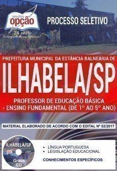 PROFESSOR DE EDUCAÇÃO BÁSICA - ENSINO FUNDAMENTAL (DE 1º AO 5º ANO)