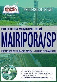 PROFESSOR DE EDUCAÇÃO BÁSICA I - ENSINO FUNDAMENTAL