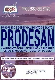 AJUDANTE GERAL FEMININO E MASCULINO E COLETOR DE LIXO