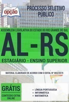 ESTAGIÁRIO - ENSINO SUPERIOR