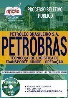 TÉCNICO (A) DE LOGÍSTICA DE TRANSPORTE JÚNIOR - OPERAÇÃO