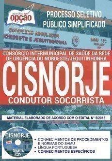 CONDUTOR SOCORRISTA