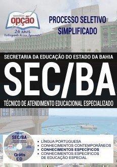 TÉCNICO DE ATENDIMENTO EDUCACIONAL ESPECIALIZADO