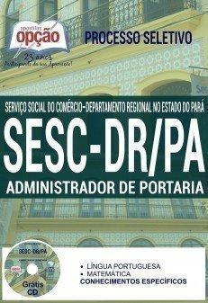Apostila SESC/PA ADMINISTRADOR DE PORTARIA