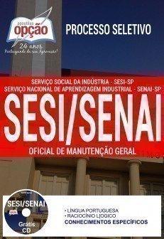 OFICIAL DE MANUTENÇÃO GERAL