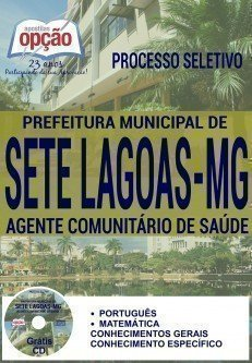 AGENTE COMUNITÁRIO DE SAÚDE