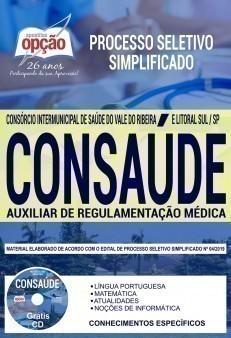 AUXILIAR DE REGULAMENTAÇÃO MÉDICA